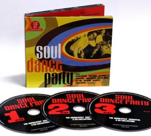 Soul Dance Party 3X CD