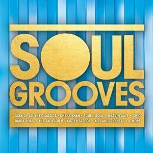 Soul Grooves 3x CD