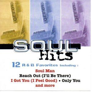 Soul Hits 12 R&B Favourites CD