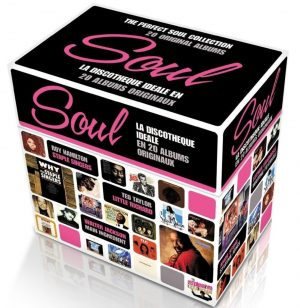SOUL LA DISCOTHEQUE Various Artists 20x CD BOX SET-0
