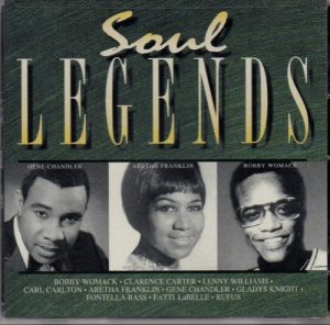 Soul Legends CD