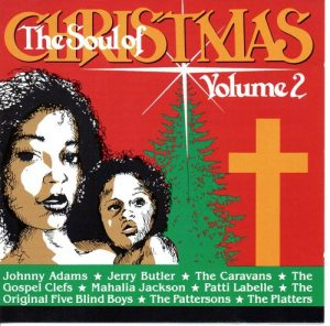 The Soul Of Christmas Volume 2 CD