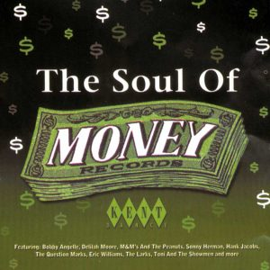 Soul Of Money Records Volume 1 - Various Artists CD (Kent)