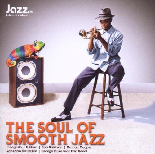 Soul Of Smooth Jazz 2x CD