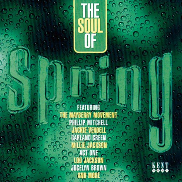 The Soul Of Spring Volume 1 CD