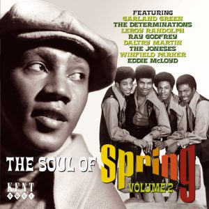 Soul Of Spring Volume 2 - Various Artists CD (Kent)