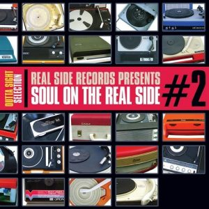 Soul On The Real Side Volume 2 - Various Artists CD (Outta Sight)
