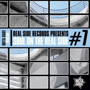 Soul On The Real Side Volume 7 - Various Artists CD (Outta Sight)