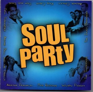 Soul Party - Various Artists CD (Warner)