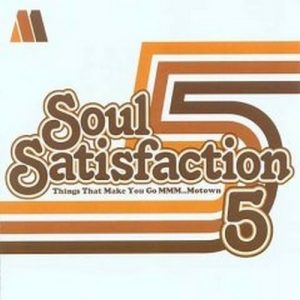 Soul Satisfaction Volume 5 CD-0