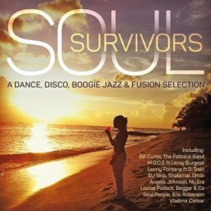 Soul Survivors - A Dance, Disco, Boogie Jazz & Fusion Selection CD