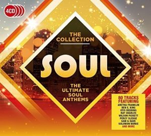 Soul The Collection - The Ultimate Soul Anthems 4CD