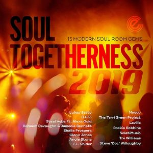 Soul Togetherness 2019 - 15 Modern Soul Room Gems - 2x LP Vinyl (Expansion)
