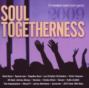 Soul Togetherness 2009 15 Modern Soul Room Gems CD (Expansion)