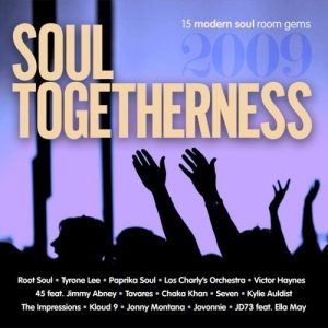 Soul Togetherness 2009 15 Modern Soul Room Gems 2X LP -0