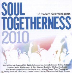 Soul Togetherness 2010 15 Modern Soul Room Gems CD (Expansion)
