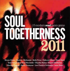 Soul Togetherness 2011 15 Modern Soul Room Gems 2X LP -0