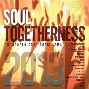 Soul Togetherness 2013 15 Modern Soul Room Gems CD (Expansion)