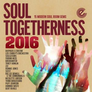 Soul Togetherness 2016 CD