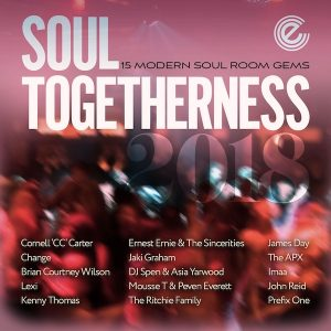 Soul Togetherness 2018 15 Modern Soul Room Gems - Various Artists 2x LP Vinyl (Expansion)