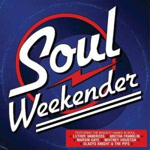 Soul Weekender - Various Artists 3x CD (Sony)