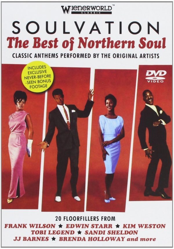 Soulvation - The Best Of Northern Soul DVD