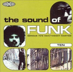Sound Of Funk Volume 10 Serious 70's Heavyweight Rarities CD