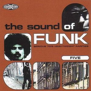 Sound Of Funk Volume 5 70's Heavyweight Rarities LP-0
