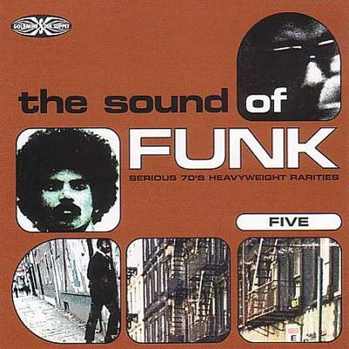 Sound Of Funk Volume 5 70's Heavyweight Rarities - Various Artists LP Vinyl (Goldmine Soul Supply)