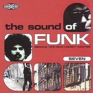 Sound Of Funk Volume 7 - 70'S Heavyweight Rarities - Various Artists LP Vinyl (Goldmine Soul Supply)