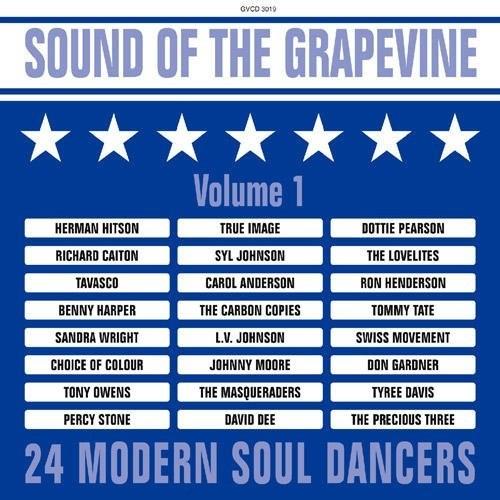 Sound Of The Grapevine Volume 1 - 24 Modern Soul Dancers CD (Grapevine)