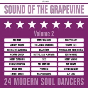 Sound Of The Grapevine Volume 2 24 Modern Soul Dancers CD