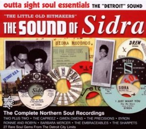 Sound Of Sidra - The Definitive Northern Soul Recordings CD