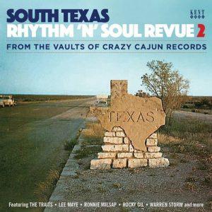 South Texas Rhythm 'N' Soul Revue 2 CD (Kent)