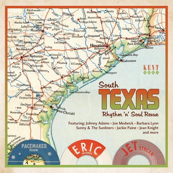 South Texas Rhythm 'n' Soul Revue CD