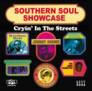 Southern Soul Showcase: Cryin' In The Streets CD