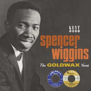 Spencer Wiggins - The Goldwax Years CD