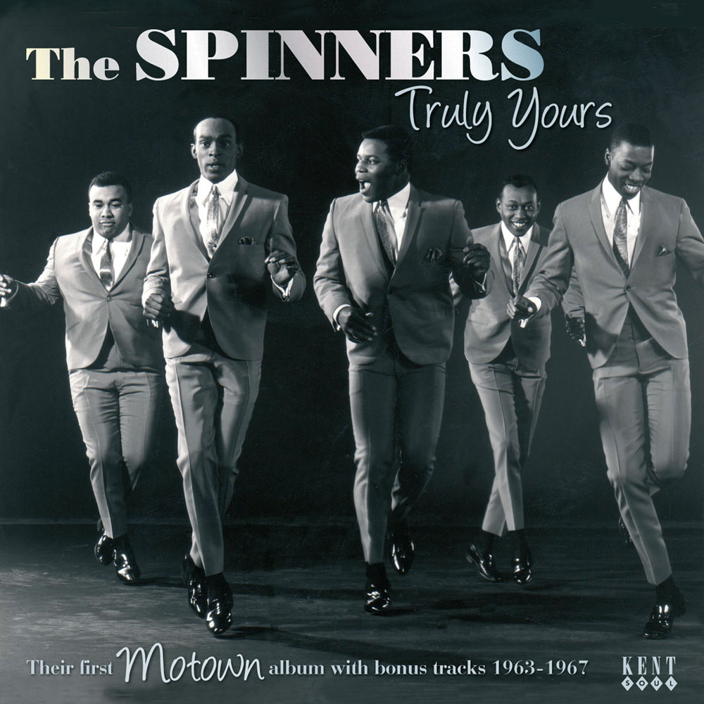 The Spinners – Truly Yours CD