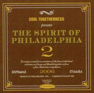 Spirit Of Philadelphia Volume 2 CD
