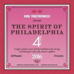 Spirit Of Philadelphia Volume 4 - Various Artists CD (Expansion)