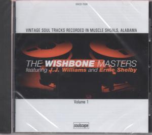 Wishbone Masters Feat JJ Williams & Ernie Shelby CD (Soulscape)