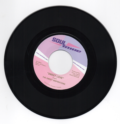 Sweet Inspirations - Sweet Love / How Can We Say Goodbye 45