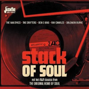 Stack Of Soul - Various Artists CD (Jasmine)