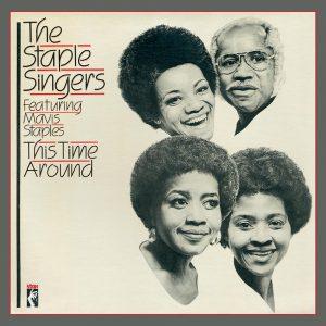 Staple Singers Feat Mavis Staples - This Time Around CD