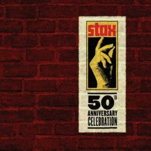 Stax 50th Anniversary Celebration - Various Artists 2x CD Box Set (Concord)