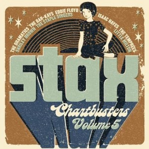 Stax Chartbusters Volume 5 CD-0