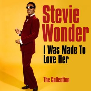 Stevie Wonder - I Was Made To Love Her - The Collection CD (Spectrum)