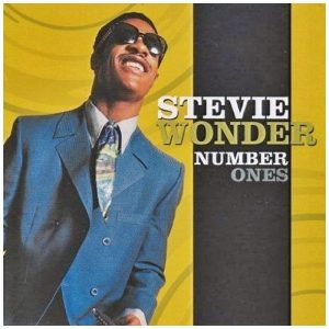 Stevie Wonder - Number Ones CD