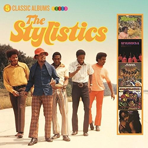 The Stylistics - 5 Classic Albums 5CD