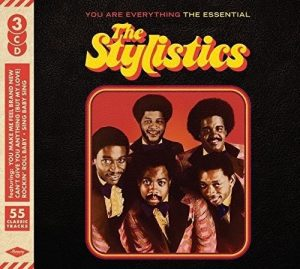 The Stylistics - You Are Everything - The Essential 3CD